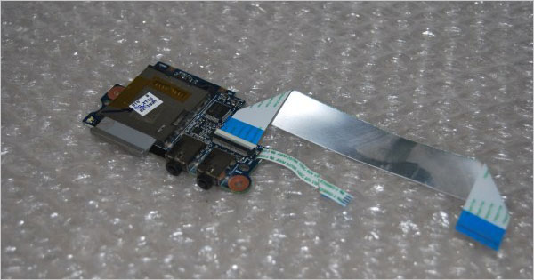 Laptop Sound Card Repair